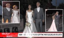 Suna Gül & Tunç Yıldız Çifti Hayatlarını Birleştirdi!