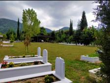 Kışlaçay Aile Kabristanlığı'da Bayram Arefe'si Ziyareti!