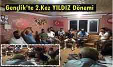 Kışlaçay Köyü Gençlik Başkanı 2.Kez İsmail Yıldız Oldu!Hayırlı Olsun