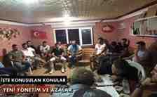 Kışlaçay Köyü Gençliği Yönetim Toplantısı Yaptı!O konular konuşuldu…
