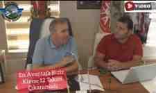Askf Başkanı Yaşar Zımba Zafer Omay'ın Sorularını Cevapladı!