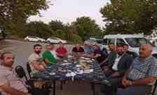 MHP Arifiye İlçeden Karaçomaklar Mahallesine Bayram ziyareti!