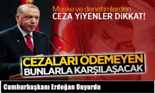 Cumhurbaşkanı Erdoğan Duyurdu..