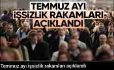 TUİK'e göre Türkiye'de işsizlik azaldı..