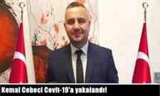 Arifiyespor Yöneticilerinden Kemal Cebeci Covit-19'a yakalandı!