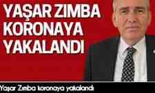 SASKF Başkanı Yaşar Zımba'da Covit-19'a yakalandı…
