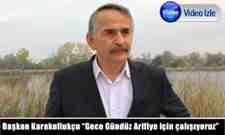 """Arifiye Belediye Başkanı İsmail Karakullukçu """"Gece Gündüz Arifiye için çalışıyoruz"""""""