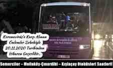 Semerciler – Mollaköy-Çınardibi – Kışlaçay Otobüsleri Saatleri!