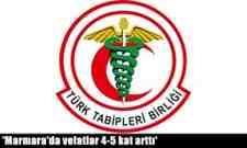 'Marmara'da vefatlar 4-5 kat arttı'