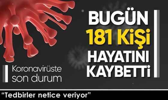 Bakan Koca Açıkladı Vaka 2.317.118 Ölüm 22 bin 631'e Yükseldi!