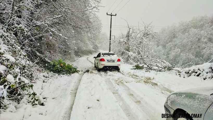 Meteoroloji'nin Sakarya için kar tahmini değişti!