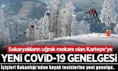 İçişleri Bakanlığı'ndan kayak tesislerine yeni genelge.