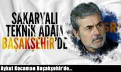 Aykut Kocaman Başakşehir'de..