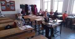 Arifiye ilçesindeki okullarda eğitim heyecanı başladı.