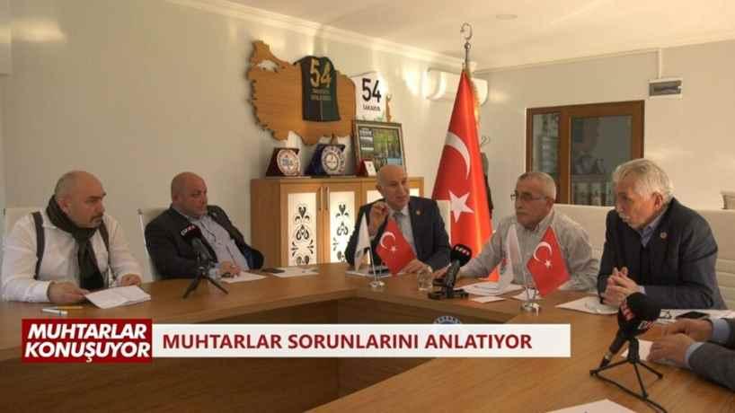 TV264'den yeni program 'Muhtarlar konuşuyor'