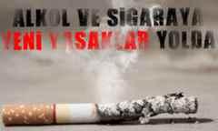 Alkol Ve Sigaraya Yeni Yasaklar Yolda.