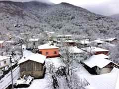 AFAD'dan Sakarya'nın doğusuna yoğun kar uyarısı.
