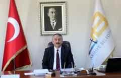 Başkan Karakullukçu'dan Regaip Kandili Kutlama Mesajı