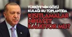 Türkiye'nin Gözü Kulağı Bu Toplantıda.