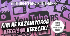YouTuber'lara kötü haber..