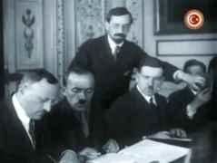 100 yıl önce bugün: Alifuat Paşa da heyetteymiş.