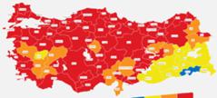 Türkiye kızardı!