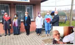 Boğazköy Ve Kışlaçay Mahallesinde 65 Yaş Üstüne Aşılama Yapıldı!