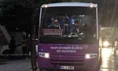 Toplu taşımada denetimler sıklaştırıldı