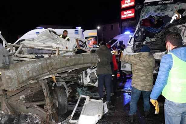 Karaçam'daki feci kazada 1 ölü!