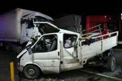 Karaçam'daki kazada ağır yaralanmıştı; Acı haber geldi