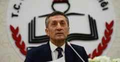 Milli Eğitim Bakanı'ndan yüz yüze eğitim uyarısı