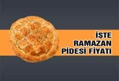 İşte Ramazan pidesinin gramaj fiyatı..