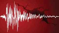 Marmara denizi açıklarında deprem!