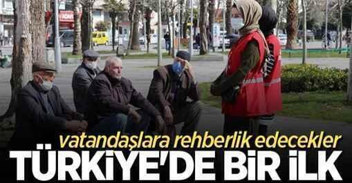 Türkiye'de bir ilk, 'Pandemi Görevlileri' ekipleri kuruldu
