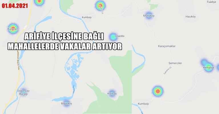 Boğazköy -Kışlaçay-Çınardibi Koronavirüs Son Durum..