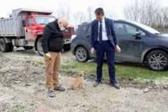 Arifiye'de Sokak Hayvanlarına Yeni Kulübeler…