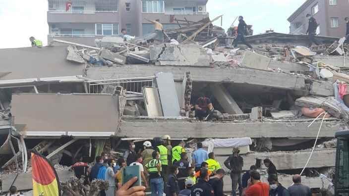 Dikkat çeken açıklama: Pandemi depremle birleşirse…