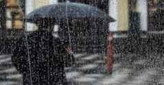 Hafta sonu yağmur geliyor..