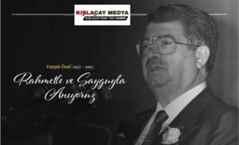 Turgut Özal'ın vefatının 28'inci yıl dönümü.