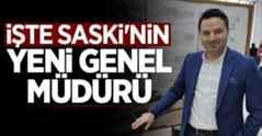 SASKİ Genel Müdürlüğü'ne Yiğit Turan atandı.