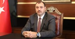 Vali Kaldırım'dan 23 Nisan Kutlama Mesajı.