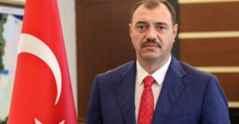 Vali Çetin Oktay Kaldırım'dan 176'ncı yıl mesajı.