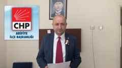 CHP Arifiye'den 1 Mayıs Emek Dayanışma Mesajı