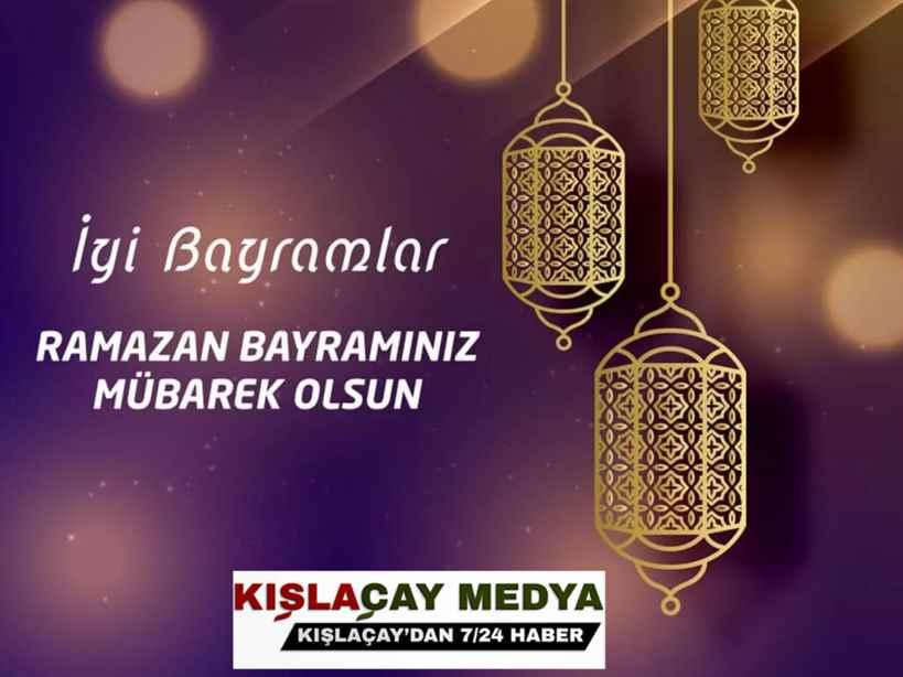 Ramazan Bayramınız Mübarek Olsun…