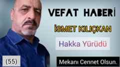 Futbolcu Kılıçkan Kardeşlerin Baba Acısı..