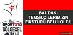 Bölgesel Amatör Lig'de Sakarya Fikstürü Belli Oldu.