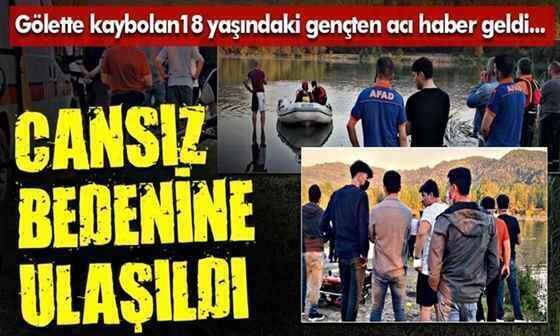Komşu Mollaköy Göletlerinde Suya Girdi Gözden Kayboldu…