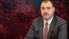 Vali Kaldırım: Vakalar yüzde 85 azaldı..