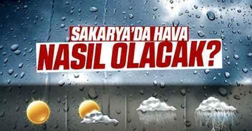 Meteoroloji'den Sakarya için yağış uyarısı…