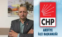 CHP'li GÖKPINAR 19 Mayıs Mesajı Yayınladı..